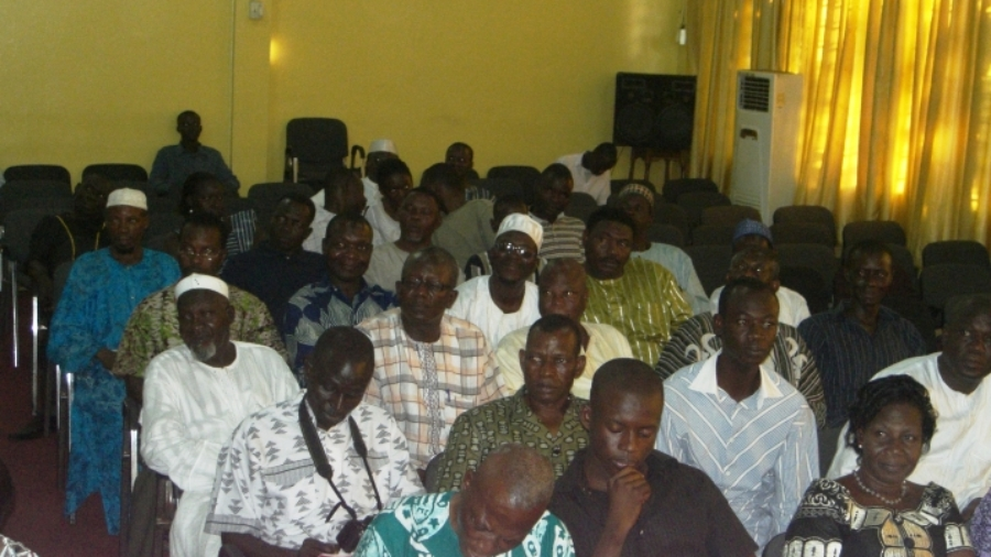 NDF Political Program with Leaders of Political Parties 6